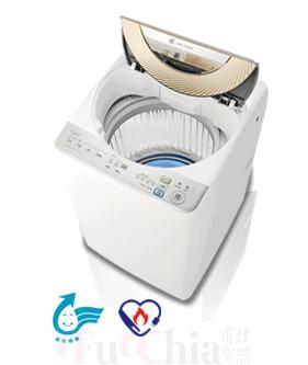 【甫佳電器】- SHARP 無孔槽變頻洗衣機 ES-ASD11T