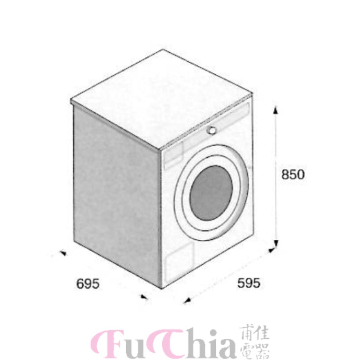 ASKO W4114C.W.TW 滾筒洗衣機 11公斤(歐規)  220V/110V