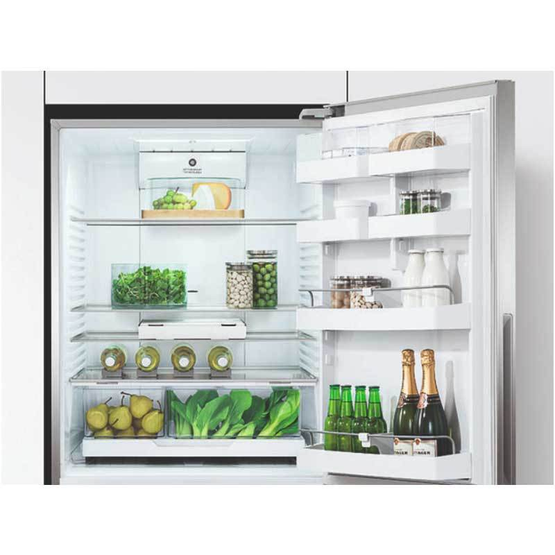 Fisher&Paykel RF170BRW6 Active Smart 雙門冰箱 519L 白色