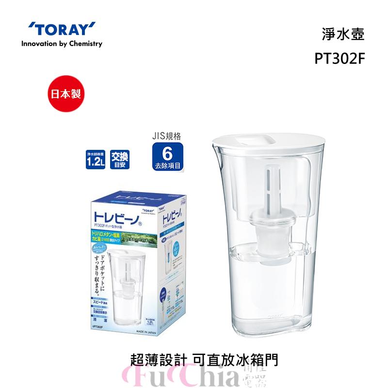 TORAY PT302F 基本型 淨水壺