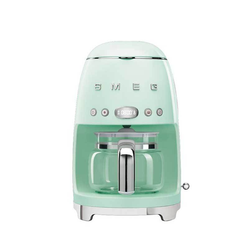 smeg DCF02 濾滴式咖啡機 復古風格家用濾滴式咖啡機