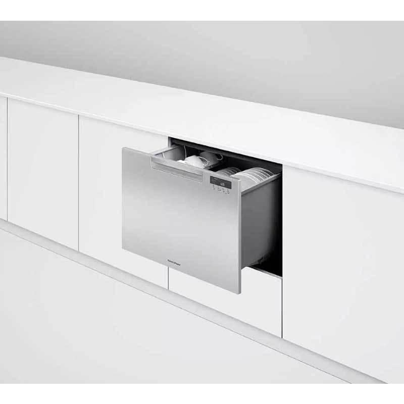 Fisher&Paykel DD60SCTHX9 單層抽屜式洗碗機 9系列 7人份 不銹鋼(加高型)