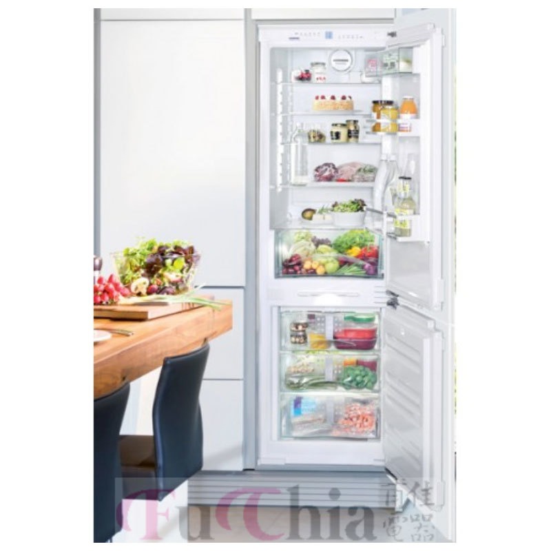 LIEBHERR SICN3356 全嵌入式 上下門冰箱 261L