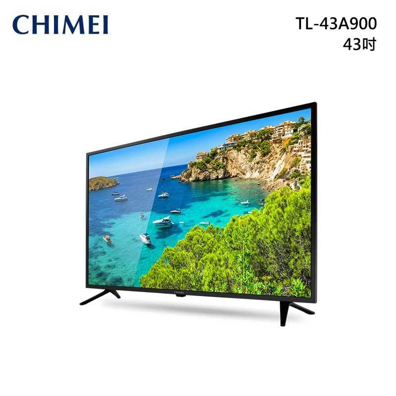 CHIMEI TL-43A900 FHD 液晶電視 43吋