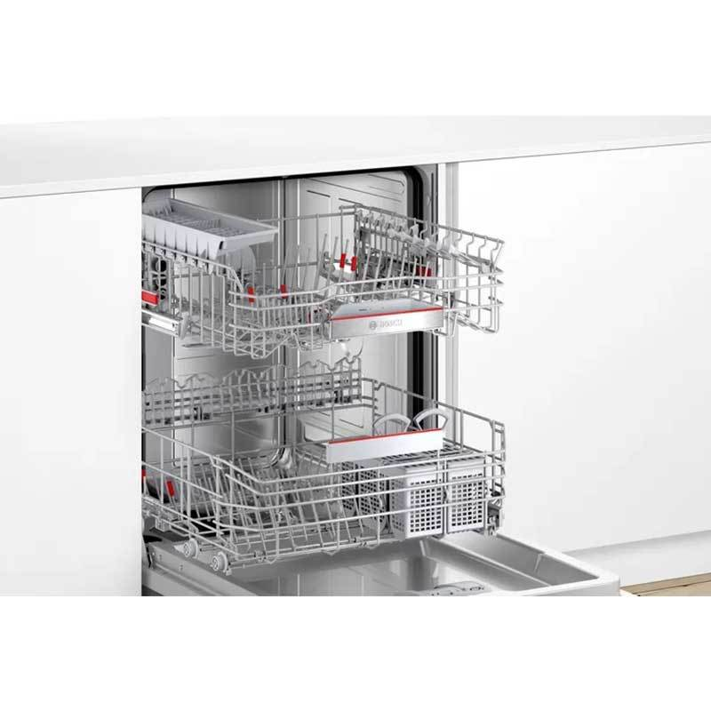 BOSCH SMI6HAS00X 60公分 半嵌入式 洗碗機 6系列