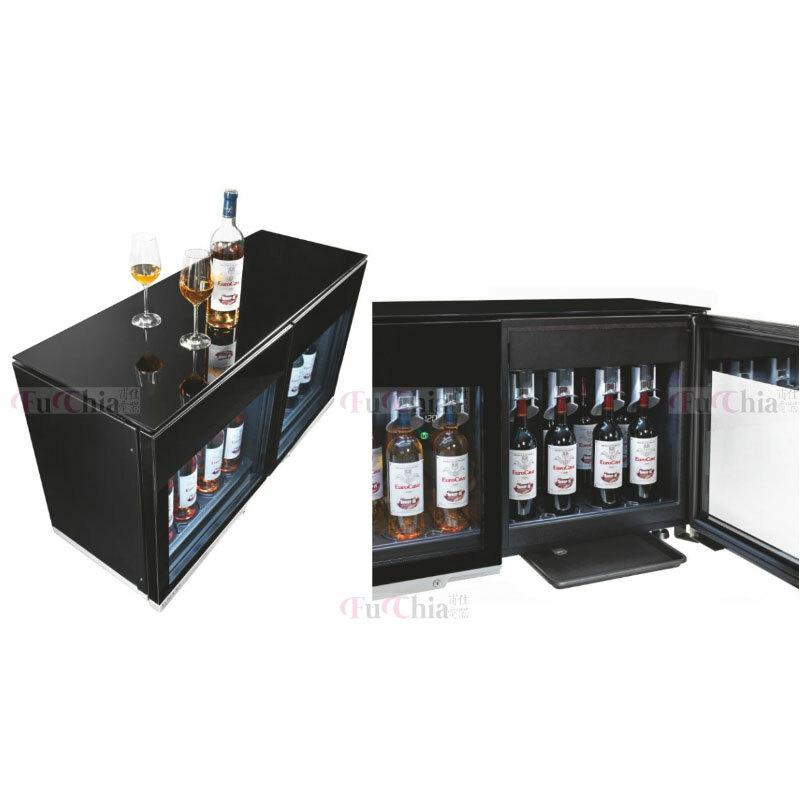 EuroCave WB8.0 WineBar 8+6瓶 酒吧侍酒師單杯系列