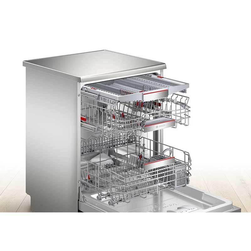 BOSCH SMS8ZCI00X 60公分 獨立式 洗碗機 沸石系列 (110V)