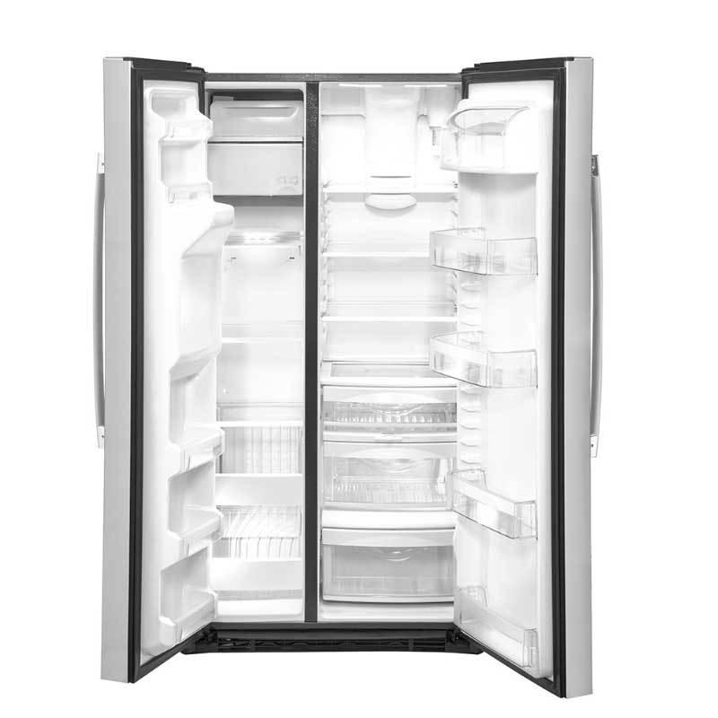 GE GZS22IYFS 薄型對開冰箱 門外取冰取水 702L
