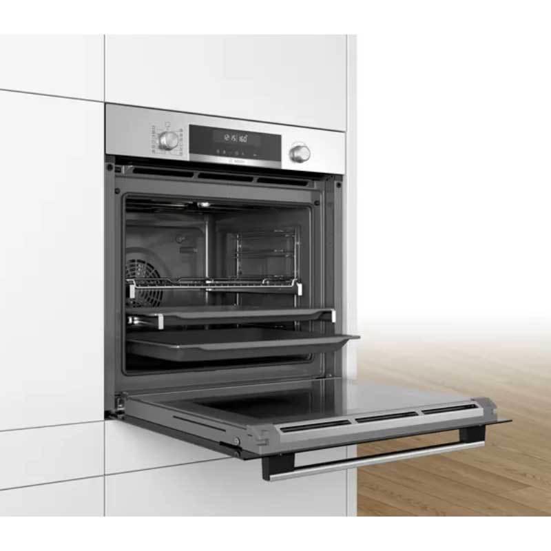 BOSCH HBG5787S0N 60公分寬 嵌入式 電烤箱 71L 6系列