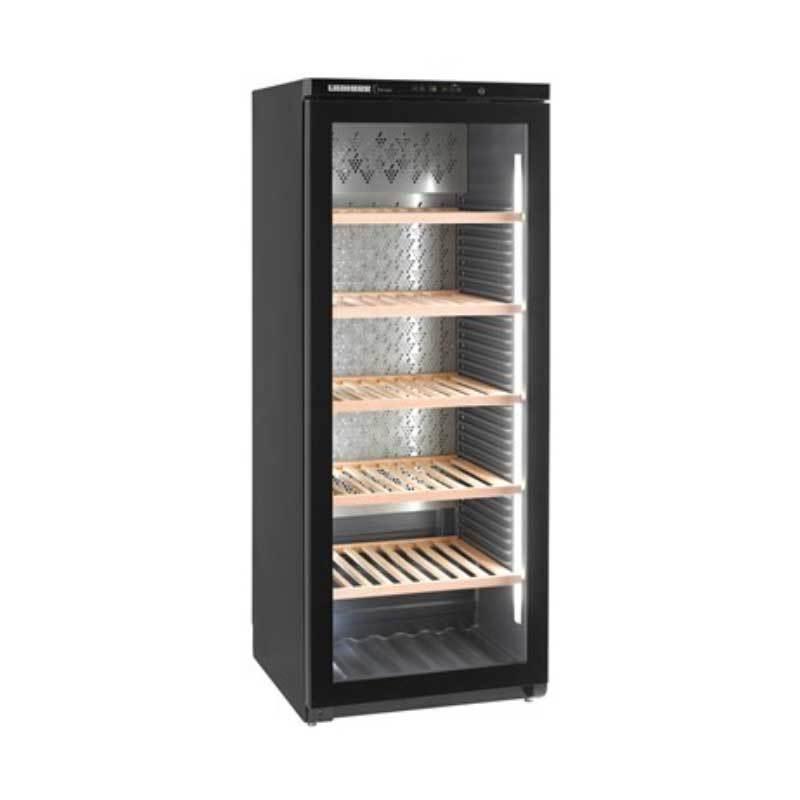 LIEBHERR WKgb4113 獨立式 酒櫃 (除霧式) 單溫 168瓶