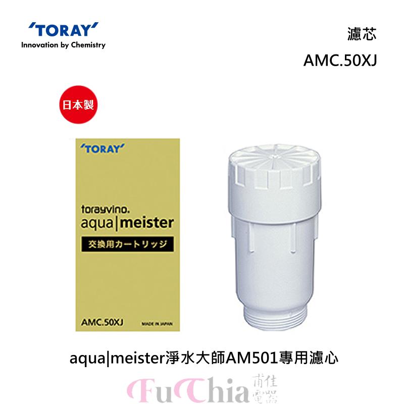 TORAY AMC.50XJ aqua|meister淨水大師AM501專用 濾芯(1入)