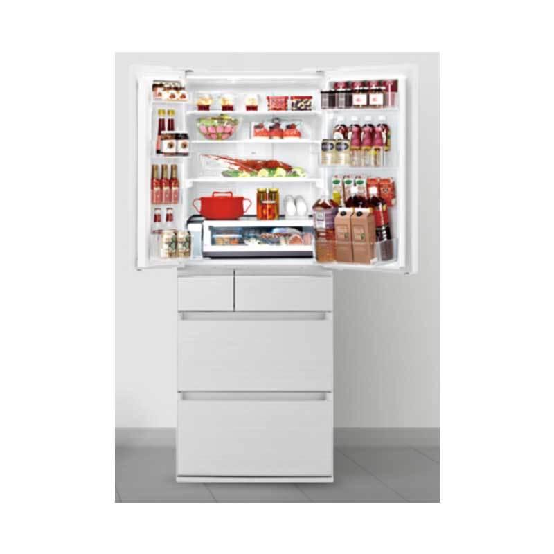 Panasonic NR-F606HX 六門冰箱(無框玻璃) 600L