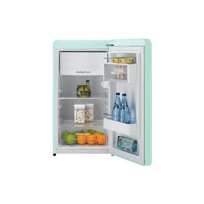 WINIA DSR-M12 復古小冰箱 120L
