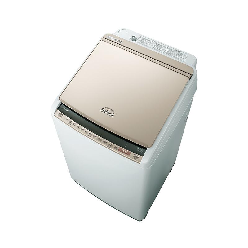 HITACHI BWDV100EJ 躍動式洗脫烘衣機 洗衣10公斤/烘衣5.5公斤