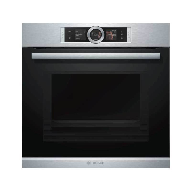 BOSCH HNG6764S1 複合式微波蒸氣烤箱 67L 8系列 複合式烤箱