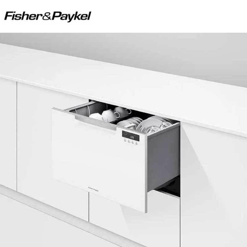 Fisher&Paykel DD60SCHW9 單層抽屜式洗碗機 9系列 白色