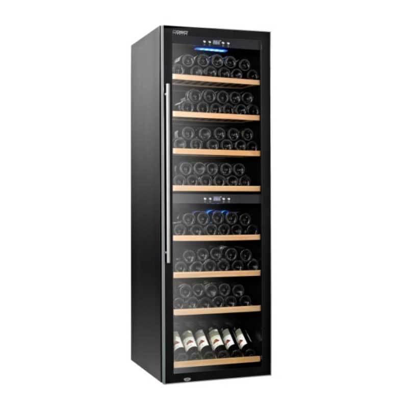 CASO SW-180 雙溫 酒櫃 180瓶 WineComfort 180