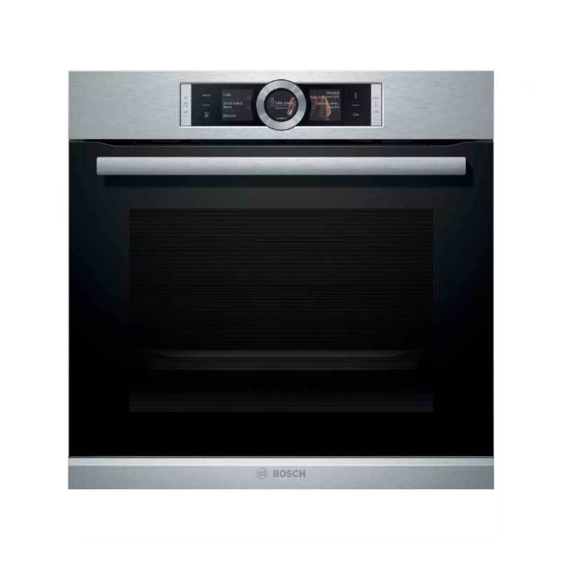 BOSCH HBG656BS1 60公分寬 嵌入式 電烤箱 71L 8系列
