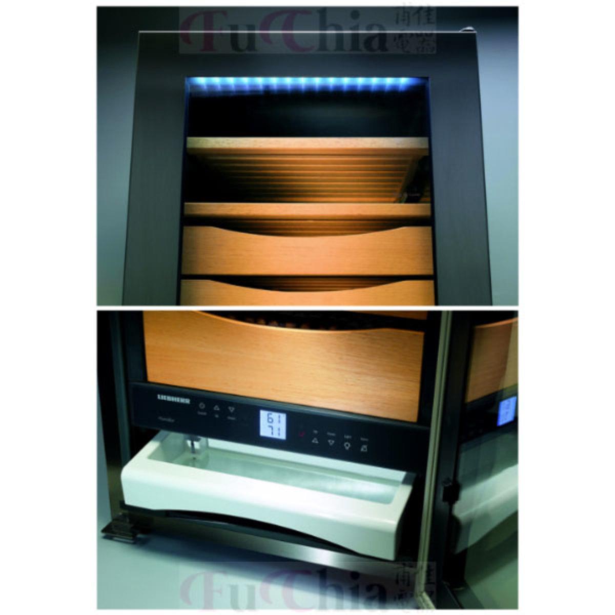 LIEBHERR XS200 雪茄櫃 不鏽鋼