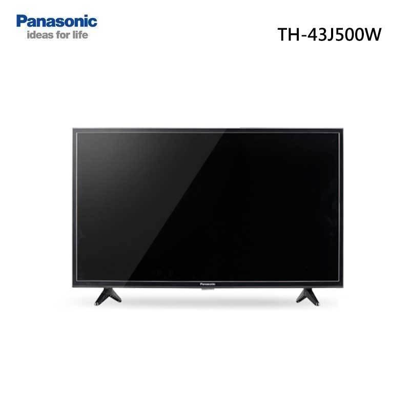 Panasonic TH-43J500W FHD 液晶電視 43吋