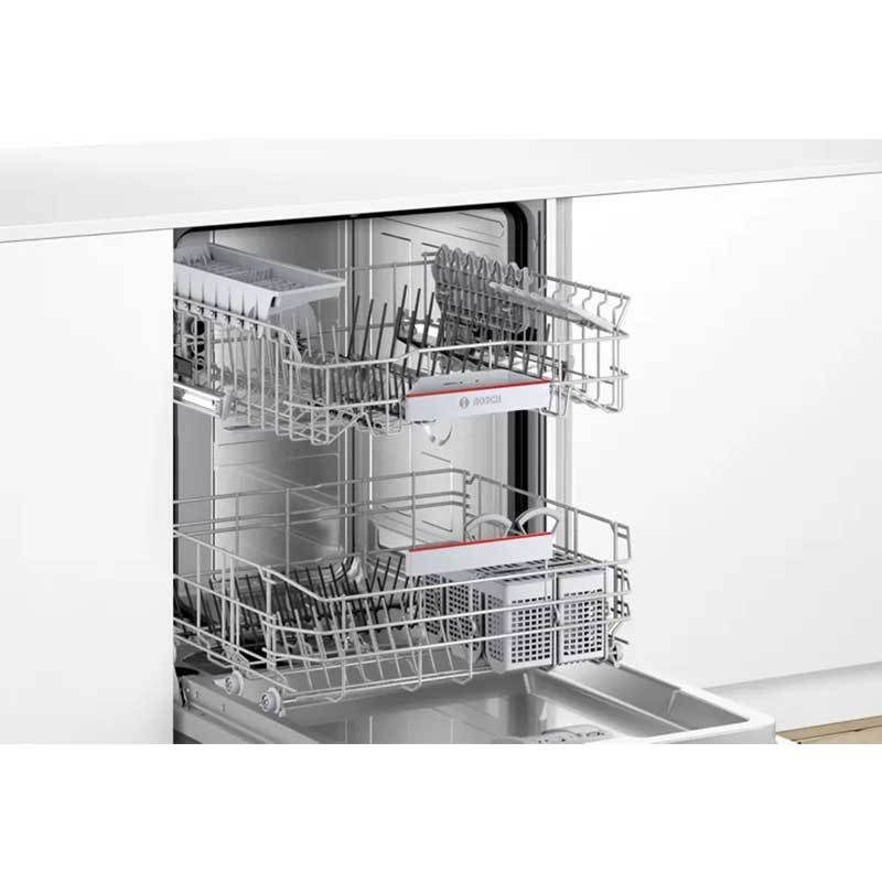 BOSCH SMI4HAS00X 60公分 半嵌入式 洗碗機 4系列 入門型