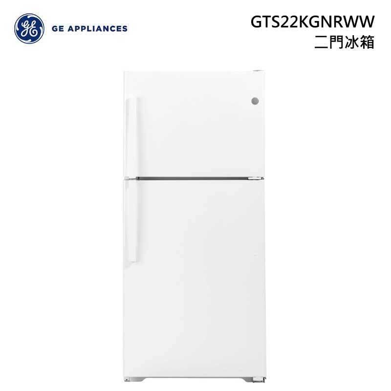 GE GTS22KGNRWW 上下門冰箱 二門 653L GTS22KGWW